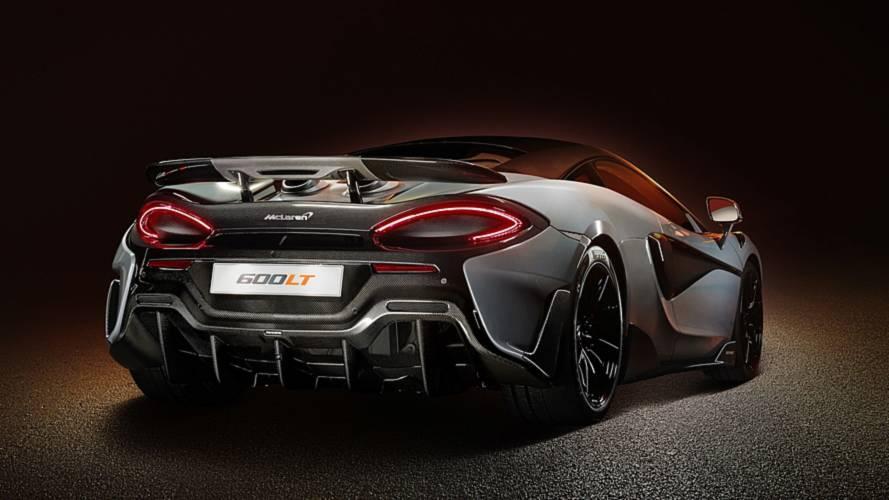 McLaren 600LT, quella coda è una tradizione