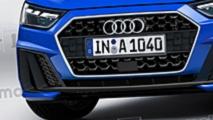 2019 Audi A1 Sportback Hayali Tasarımı (Render)