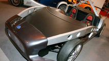 GTM GTR40 at Autosport International