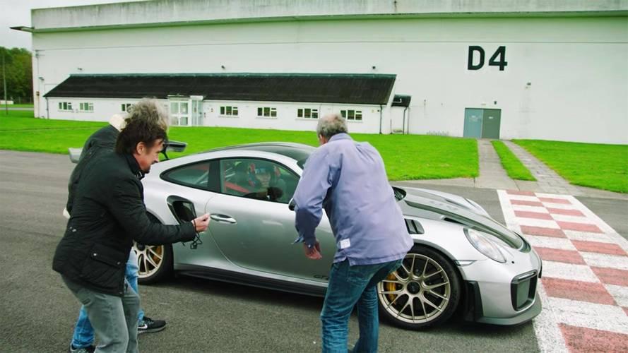 Mark Webber passe le casting pour The Grand Tour