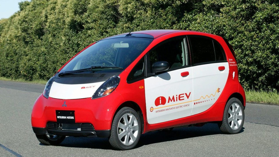 Mitsubishi Step Up 2010 Plan Includes i MiEV Production