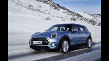 Nuova MINI Clubman ALL4, familiare e integrale