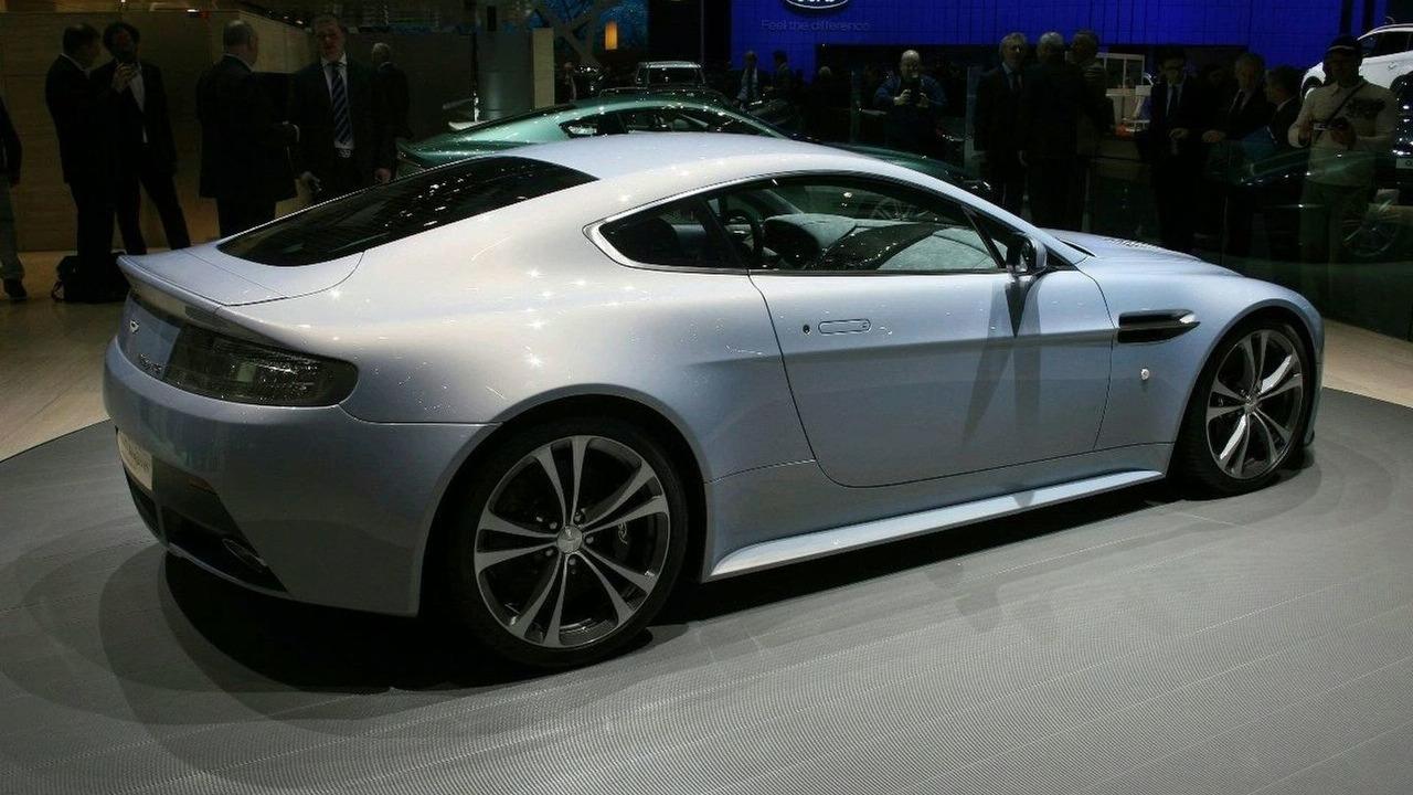 Aston Martin V12 Vantage RS at Geneva Motor Show