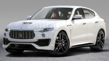 Maserati Levante GTS, ha voglia di correre