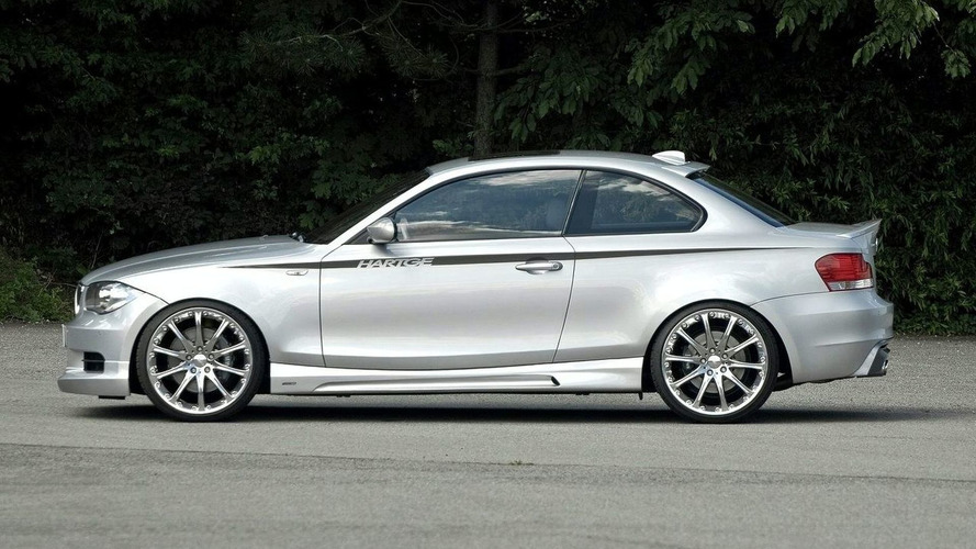 Hartge Tunes BMW 135i up to 350 hp