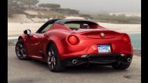 Alfa Romeo 4C Spider: nova geração é cancelada por conta das baixas vendas