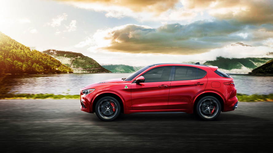 Alfa Romeo Stelvio Quadrifoglio Costs More Than $80000