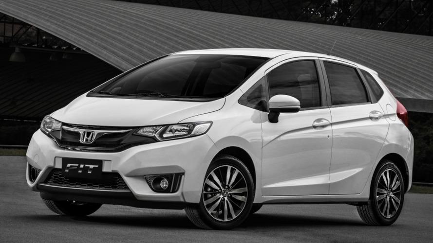 Recall - Honda convoca Fit para substituição do tanque de combustível