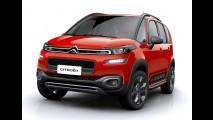 Oficial: Citroën antecipa novo Aircross 2016