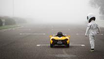McLaren P1 teaser jouet électrique