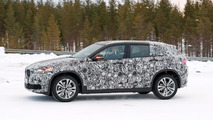 BMW X2 2017, fotos espía