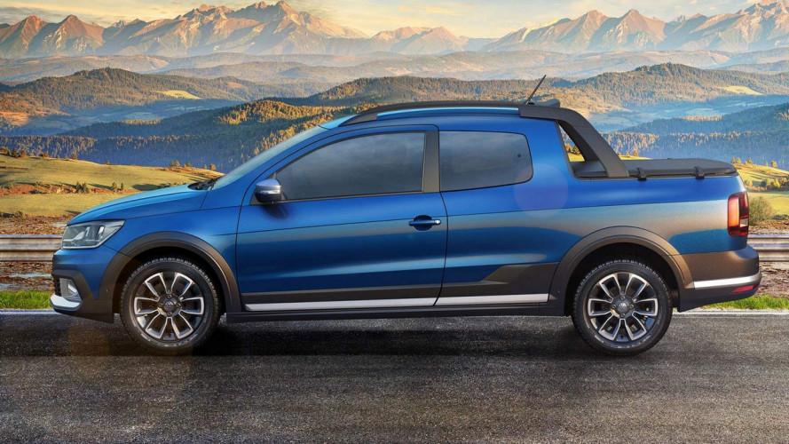 VW Saveiro 2019 estreia na Argentina mais equipada e com gama reduzida