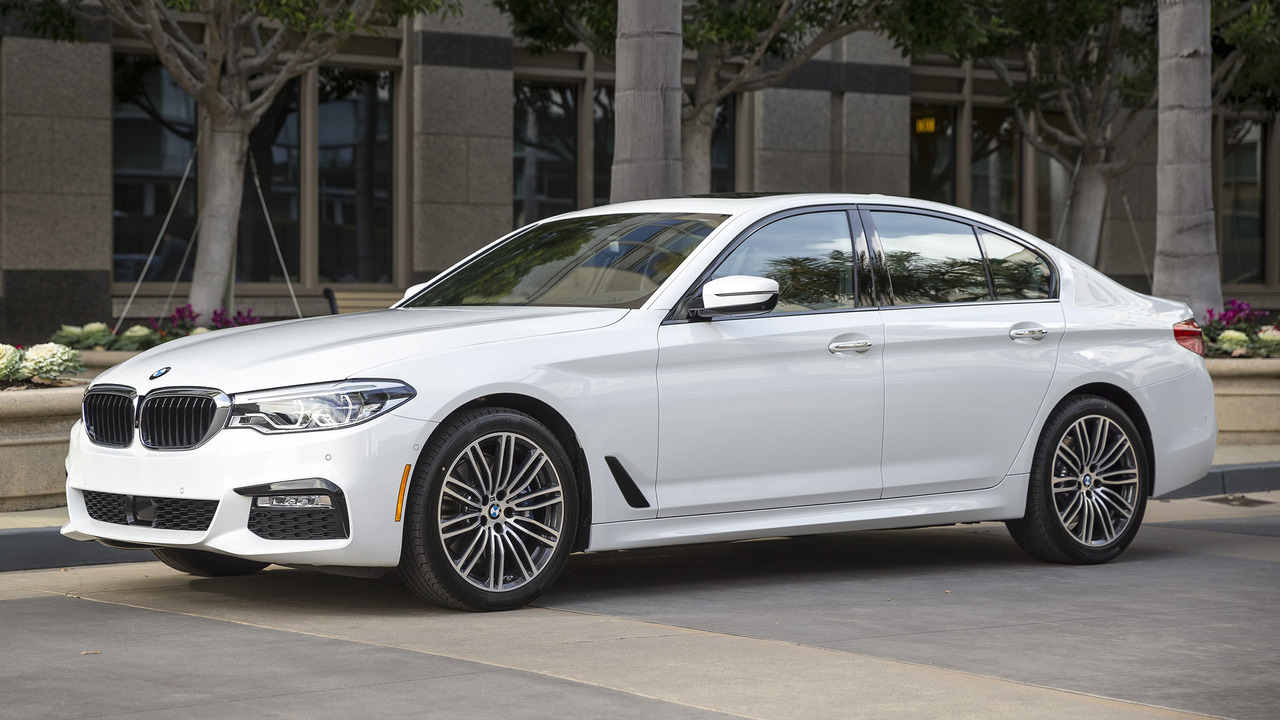 2017 bmw 5 series first drive photo. Black Bedroom Furniture Sets. Home Design Ideas