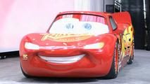 Carros 3 - Relâmpago McQueen no Salão de Detroit