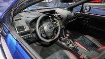 2018 Subaru WRX ve STI: Detroit 2017