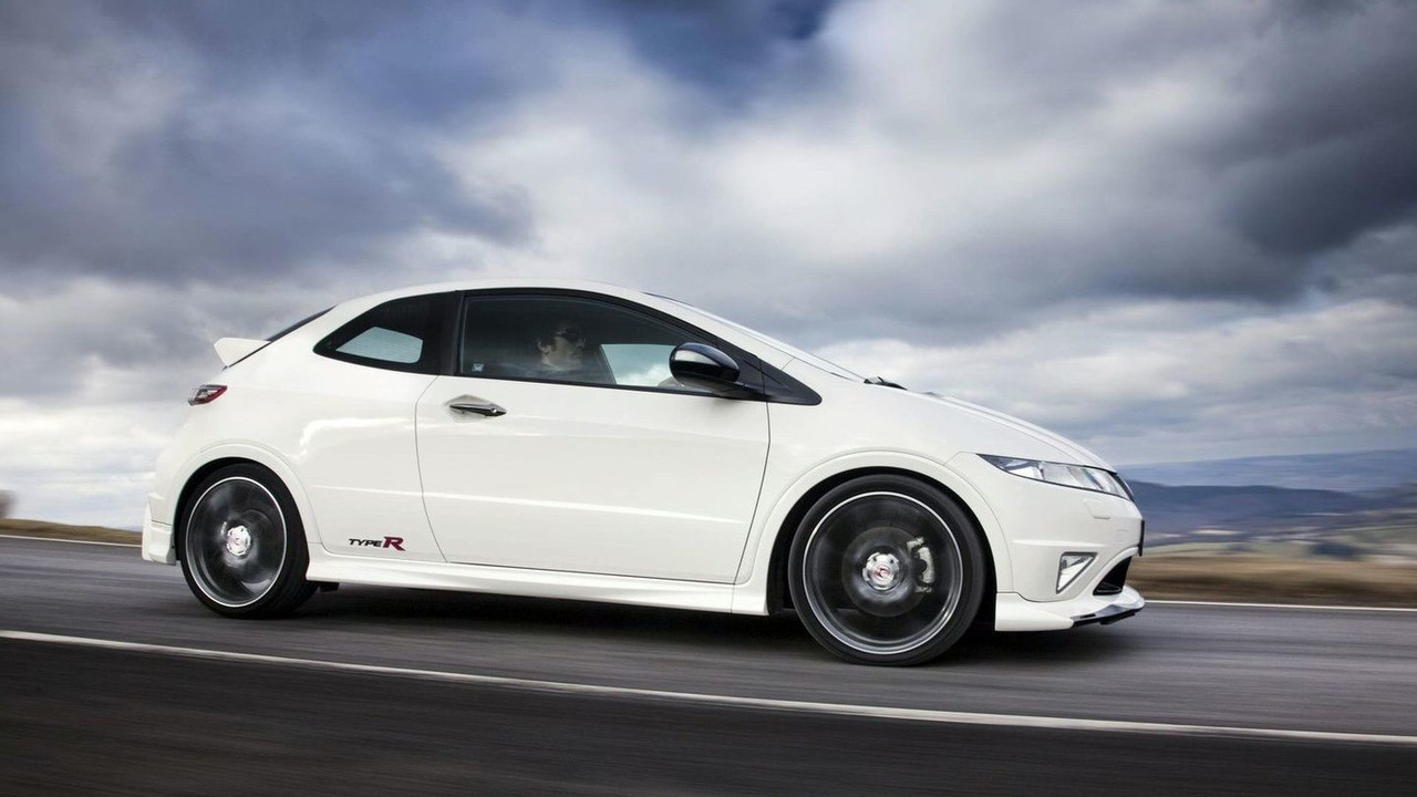 2011 Honda Civic Type R MUGEN 200 Limited Edition