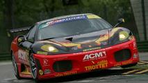 Marcel Fassler, Joel Camathias, F430 GT2, Trottet Racing, Barcelona, Spain, 11.01.2009