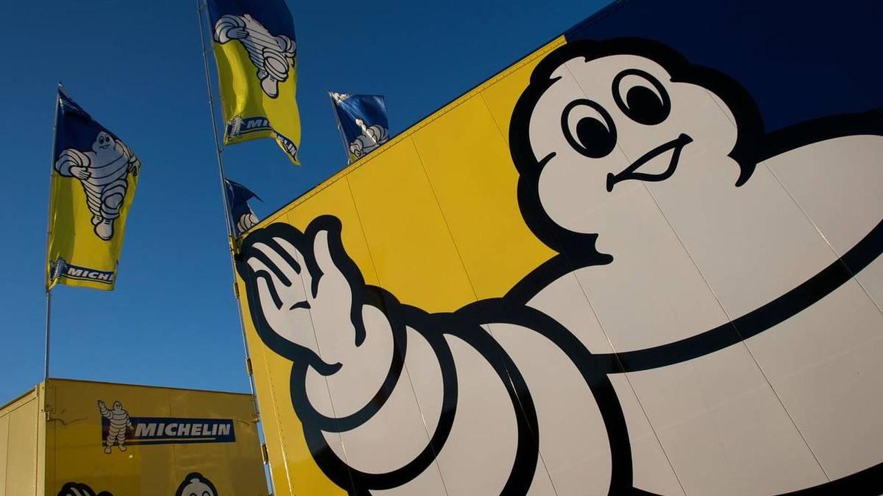 Michelin paddock area - Nurburgring 24 Hours 2009, 22.05.2009 Nurburgring, Germany