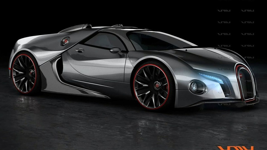 New Bugatti Veyron to top 1200hp