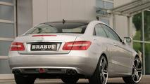 Brabus enhanced Mercedes E-Class Coupe