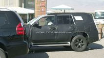 2010 Lexus GX 460 SUV Spy Photos