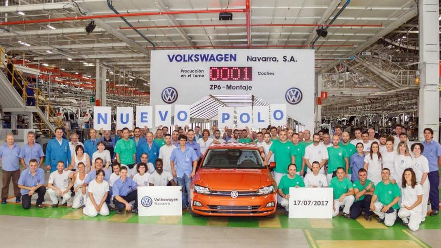 Novo Polo 2018 produção