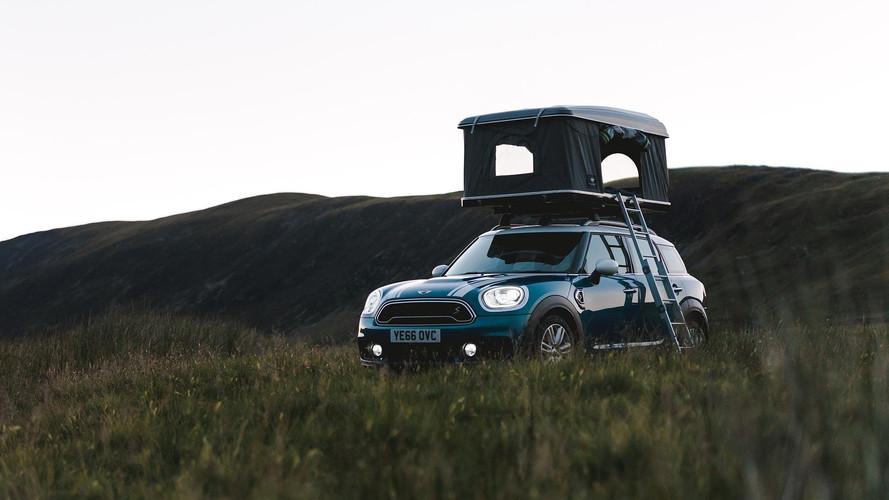 Mini Countryman VisitEngland and Visit Wales