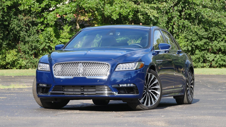 Lincoln Continental Could Already Be Cancelled