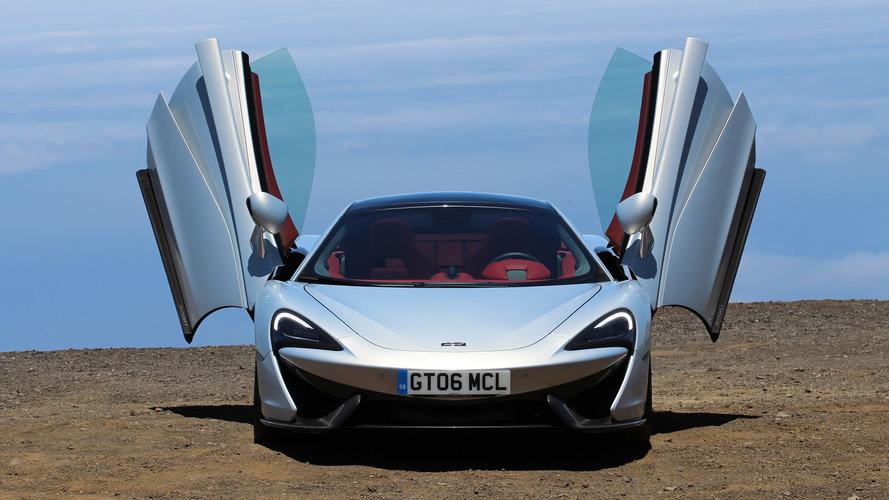 McLaren 2016'da satışlarını neredeyse ikiye katladı