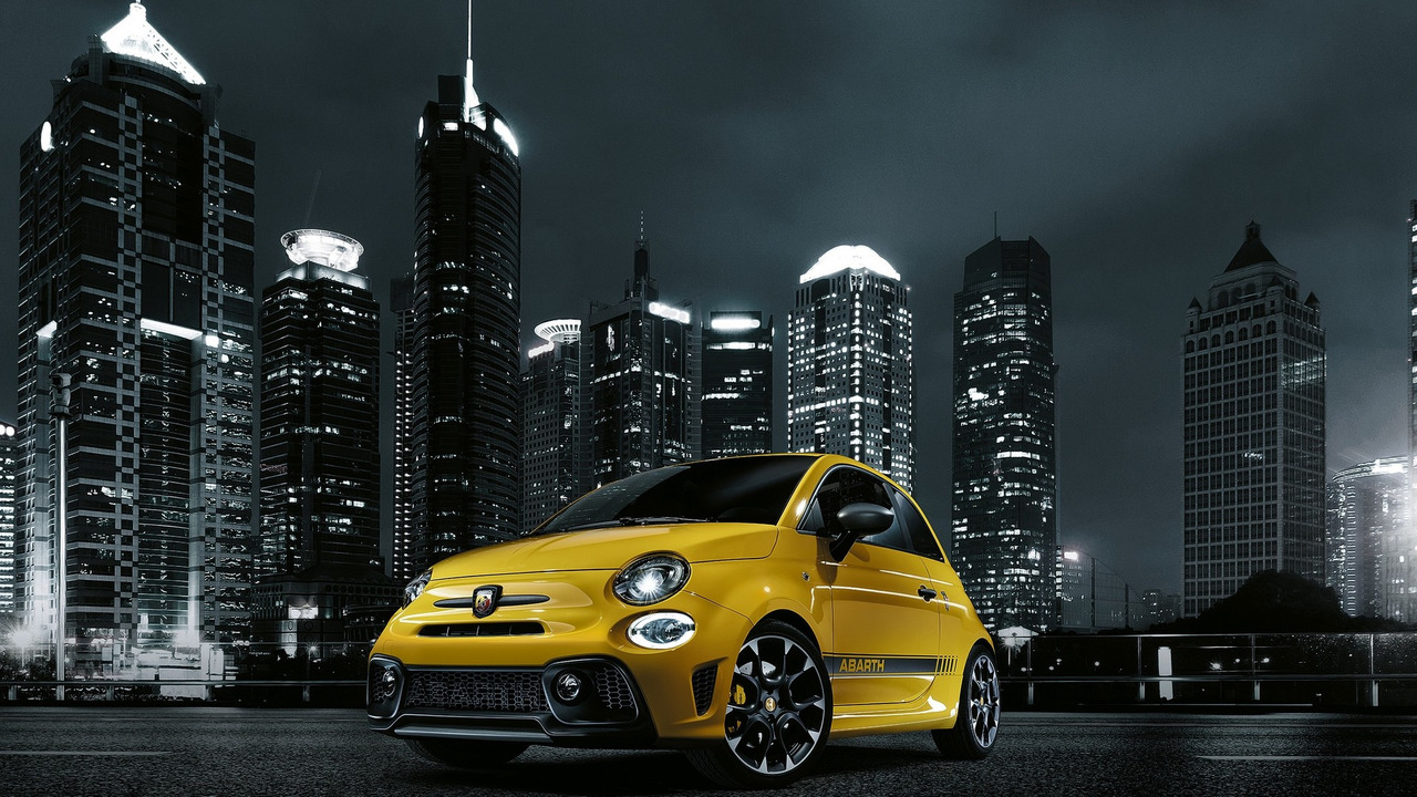 2016 Abarth 595 facelift