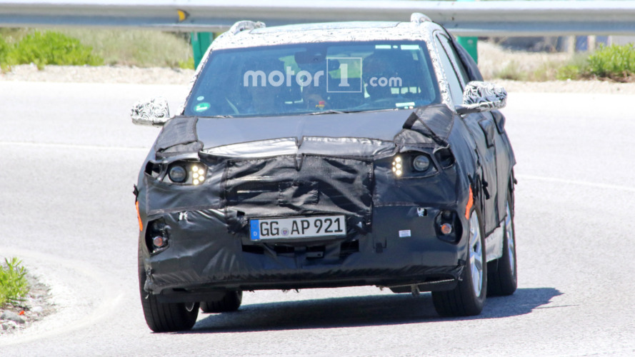 2018 Chevrolet Equinox spy photos - 6/10/2016