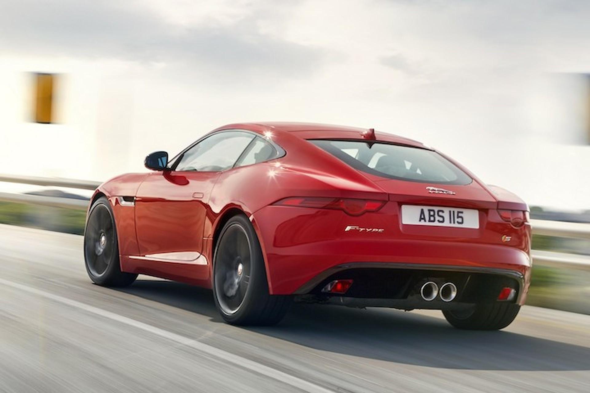 Jaguar Considering Four-Cylinder F-Type?