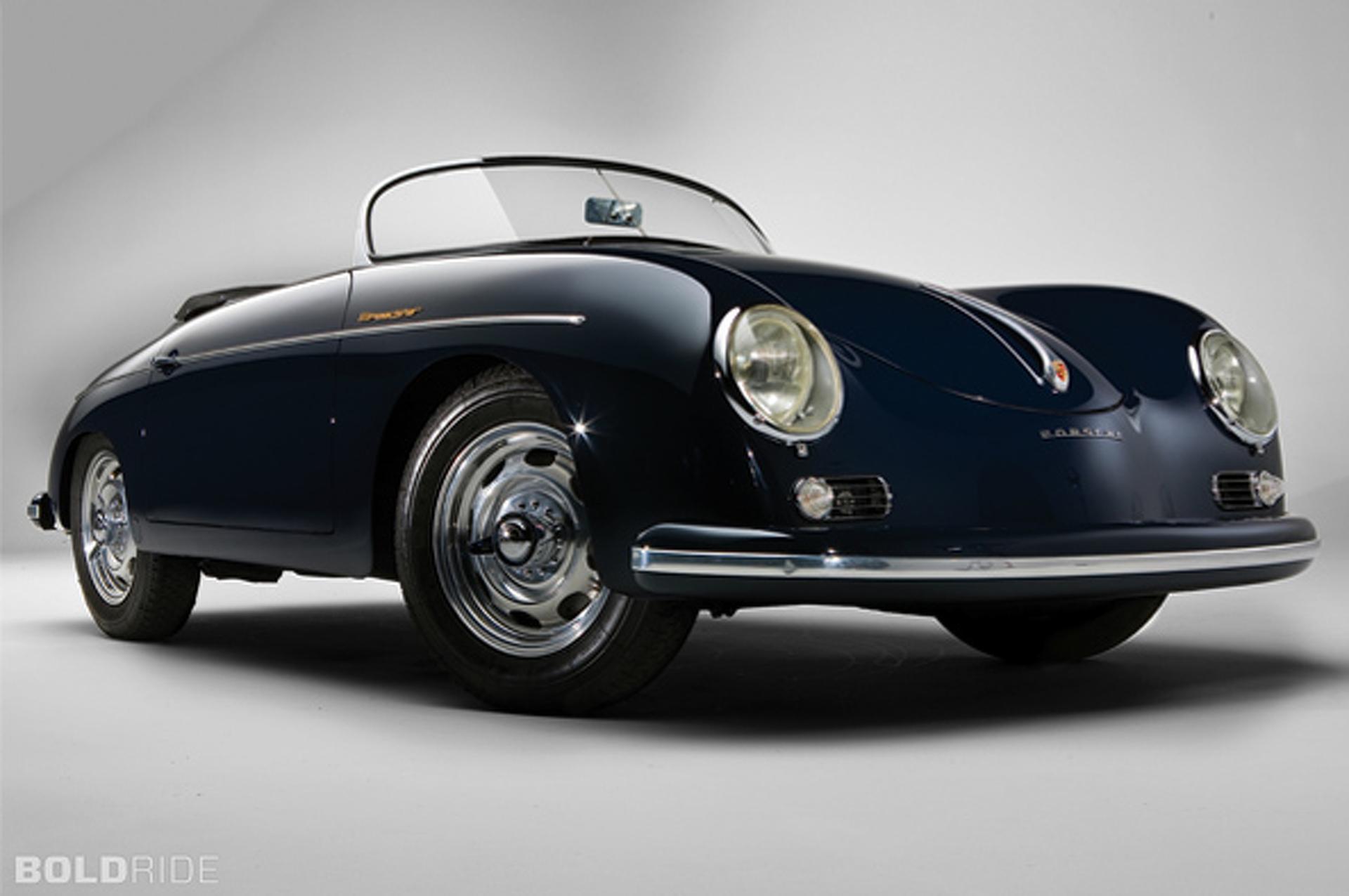 Bold School: 1958 Porsche 356A Speedster
