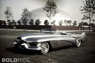 The '51 Buick LeSabre Concept is Still Ahead of the Times