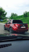 Dacia Duster Double Cab pickup spied testing in Romania