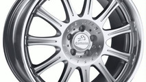 Light alloy wheels 1/11 Evo Brilliant Edition in 22 inches