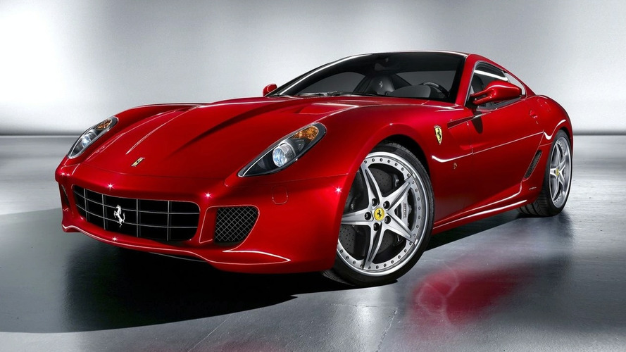 Ferrari 599 Handling GTE Package and 599XX Technical Study Revealed for Geneva