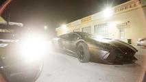 Lamborghini Murcielago/Aventador camo pics 15.12.2010