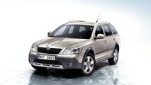 Skoda Octavia vRS and Scout Facelift Officially Revealed