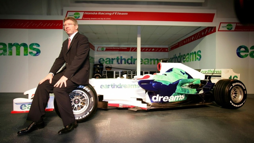 Ross Brawn *optimistic* of Honda F1 team survival
