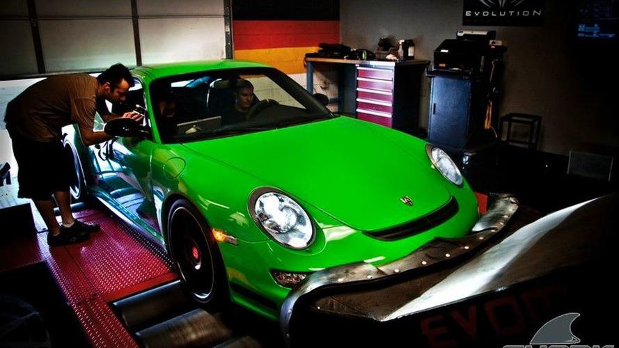 SharkWerks 3.9L Engine Kit for Porsche GT3 Produces 500hp [Video]