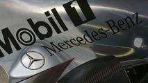 McLaren Mercedes, MP4-21, Engine cover, Italian Grand Prix, Monza, Italy, 08.09.2006