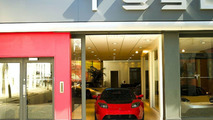 Tesla opens flagship European showroom in London