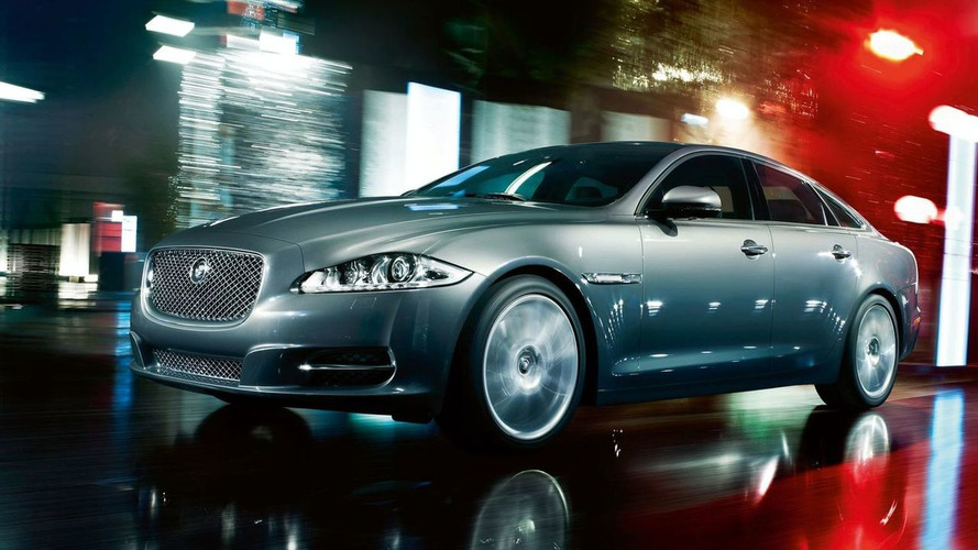2010 Jaguar XJ Officially Revealed