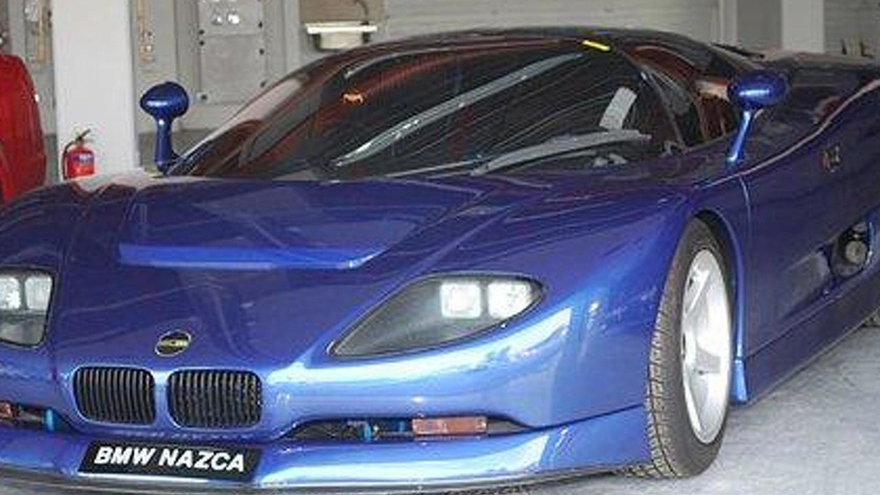 BMW ItalDesign Nazca from 1993 for sale 04.05.2011