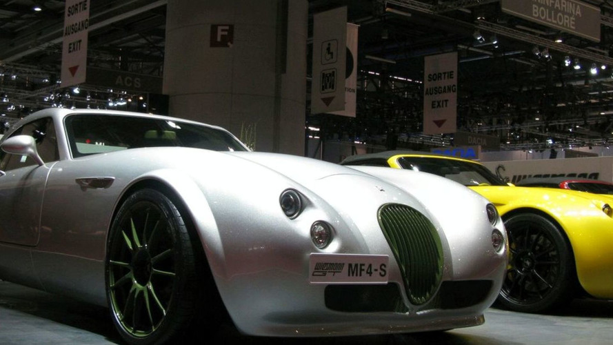 Wiesmann Announces GT MF4-S Pricing in Geneva