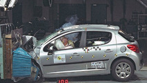 Chevrolet Aveo Crash Test Results