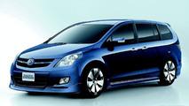 New Mazda MPV DAMD