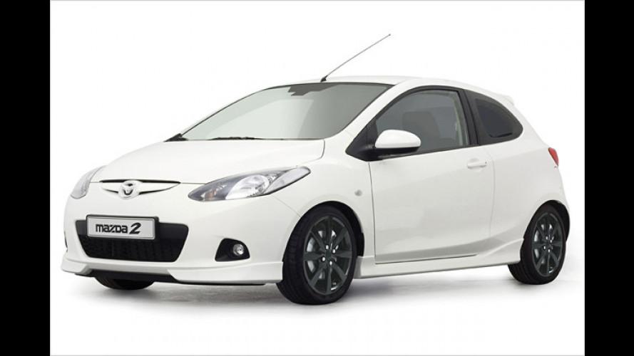 Mazda Z-Line: Zubehör-Programm für mehr Pep
