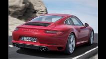 Porsche präsentiert 911-Facelift